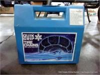 QUIK-GRIP SECURITY TIRE CHAIN SET