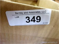 BOX: OFFICE SUPPLIES & BOOKS - PAPER, LABELS, SOFT