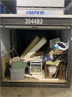 1-800-PAck-Rat GLEN BURNIE MD Storage Auction