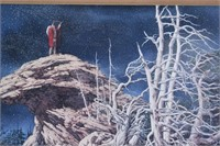 """Bev Doolittle """"Prayer For The Wild Things"""" Print"""