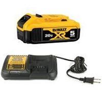 DeWalt XR 12 in. 20 volt Battery Chainsaw DCP5620