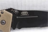 BENCHMADE Sibert 275 D2 Folding Knife WOW