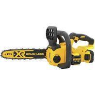 Dewalt DGHT820P1 20V MAX XR 5.0 Ah Chainsaw Kit