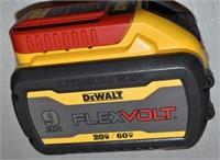 DEWALT 20V/60V MAX Flexvolt 9.0Ah Battery, DCB609