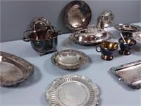 E.P. Copper Silver Ware