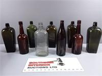 Collectable Vintage Bottles
