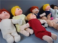 Collectable Cabbage Patch Dolls