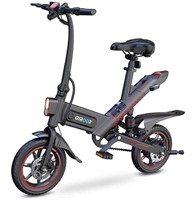 Gyroor C3 Electric Bike for Adults, 3 Riding Modes