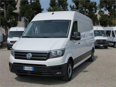 volkswagen crafter panel vans for sale