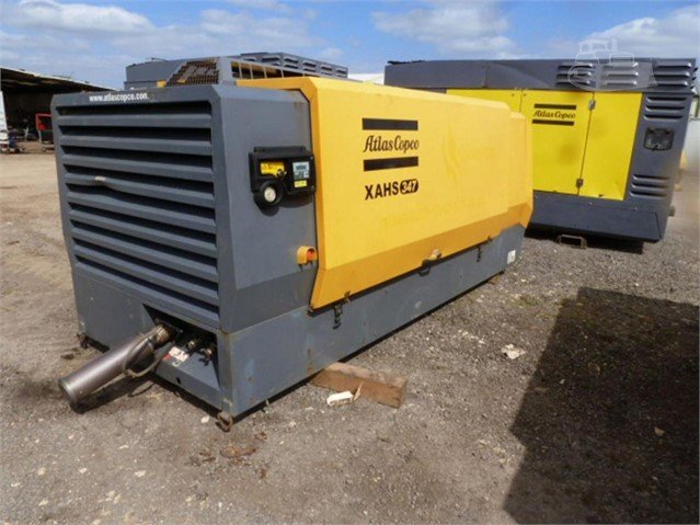 2012 ATLAS COPCO XAHS347 at www.used-compressors.co.uk
