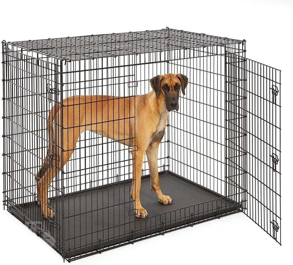 Gebraucht MIDWEST HOMES FOR PETS XXL GIANT DOG CRATE Andere ...