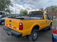 2007 Ford F350 Pickup 4X4 (Not Running)