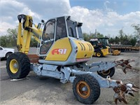 MENZI MUCK A91 All-Terrain Excavator