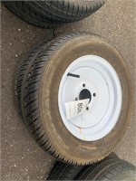 2 New Tires - Power Star 758