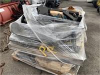 Stainless Salt Spreader, Motors and Snowplow parts