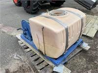 Gas powered Sprayer and Tank
