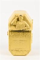 RARE 1940'S CURB-BOX PARKING & FINE CAST ALUM. BOX