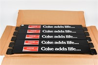 RARE 1977 COCA-COLA  5 DOOR PUSH BARS CARTON /NOS