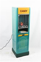 THROWBACK DELUXE CANDY STATION / MANUAL / NEW