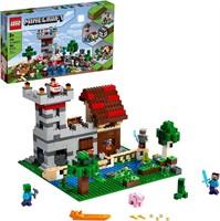 LEGO Minecraft, New 2020 (564 Pieces)