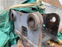 MENZI Clamshell Bucket