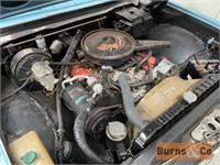 1971 HG GTS Monaro