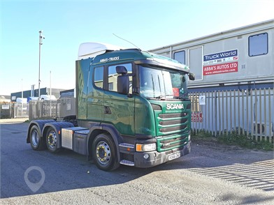 2016 SCANIA G450 at TruckLocator.ie