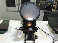 Micro-Vu Optical Comparator