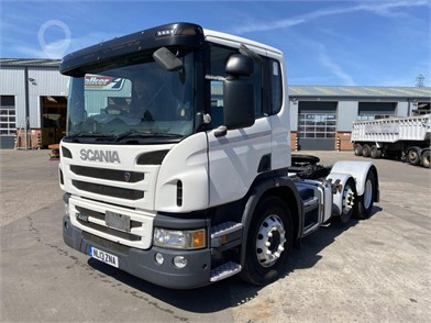 2013 SCANIA P440 at TruckLocator.ie