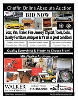 Chaffin Estate Auction Lebanon TN