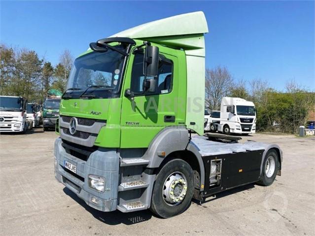 2012 MERCEDES-BENZ AXOR 1836 at TruckLocator.ie