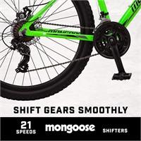 Mongoose Switchback Adult Mountain Bike
