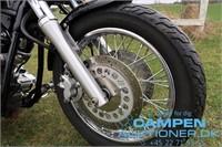 Yamaha XVS 1100 u.afgift MOMSFRI