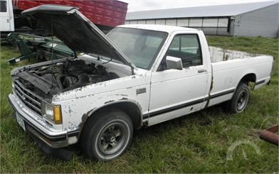 1989 CHEVROLET S10 at AuctionTime.com