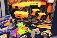 Nerf Blasters