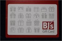 BJ's Gift Card