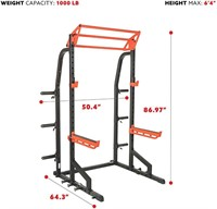 Heavy Duty Performance Power Cage