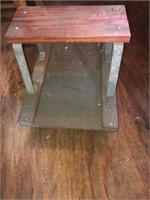 Shop creeper stool
