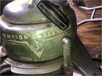 Johnson outboard motor