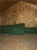 Indoor outdoor carpet ice chess