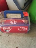 Bait cast net