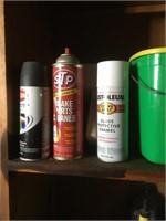 Miscellaneous supplies