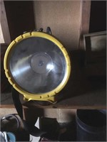 Large Spotlight and Tool carriers