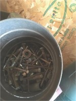 Miscellaneous bolts & nuts