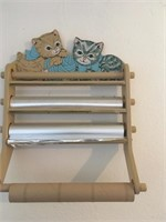 Kitty cats for the kitchen