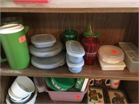 Tupperware and more