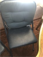 Pair of Costco folding chairs