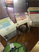 Box for the recipe collector