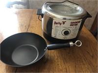 Betty G cooker fryer