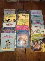 Walt Disney little golden books